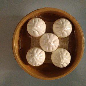Mini Dumpling Magnets